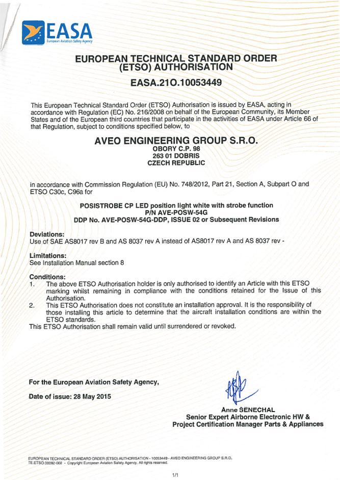 PosiStrobeCP-certificate