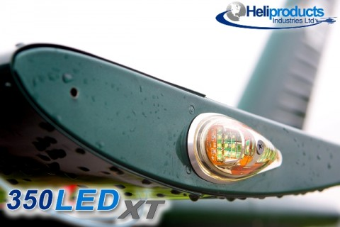 Aveo Partner HeliProducts Industries Ltd of Canada achieves mulitple AVEO STC's for Eurocopter AS350