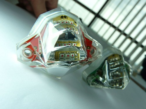Gulstream navigation lights - Aveo Nebulon