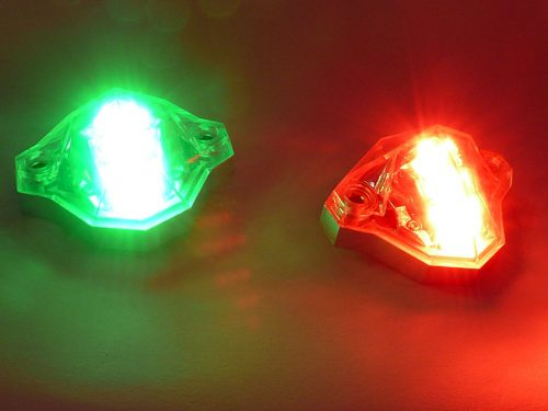 Gulstream navigation lights - Aveo Nebulon