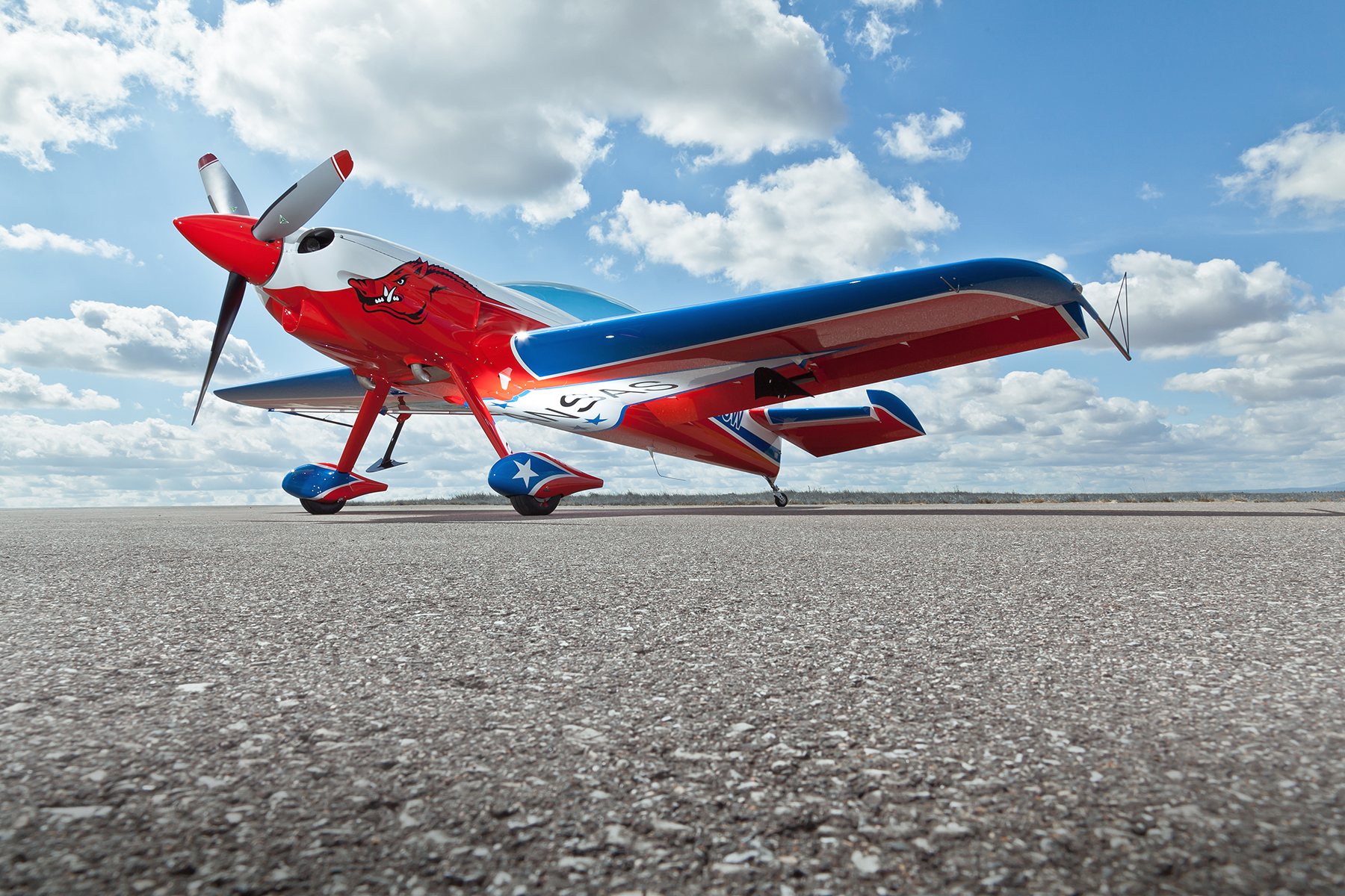 Aveo Andromeda Lights the Way for XtremeAir™ Race Planes