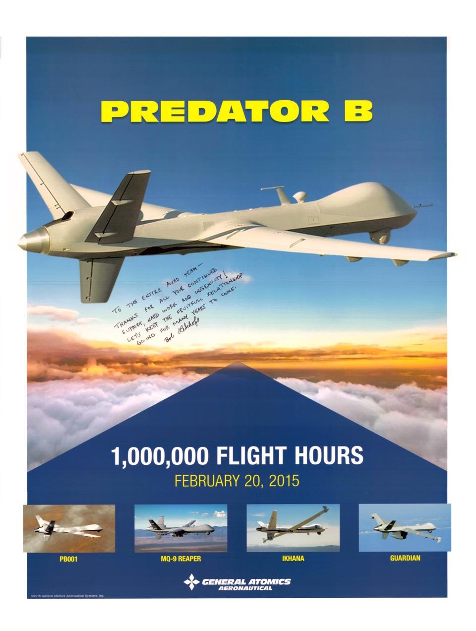 Predator-milestone