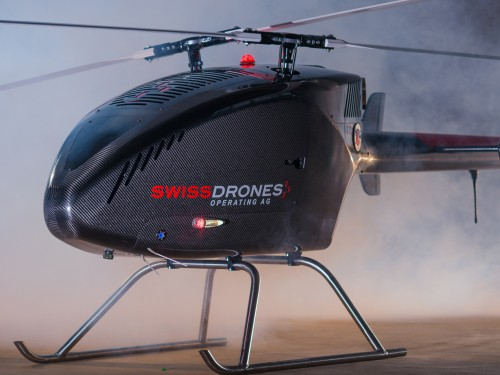 Swiss-Drones