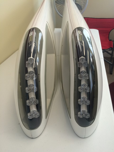 First Aveo Florida USA-Assembled Vans ZipTips Set Completed & Shipped to South Africa