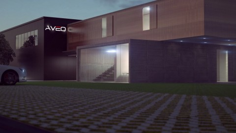 New Aveo Engineering Headquarters Building