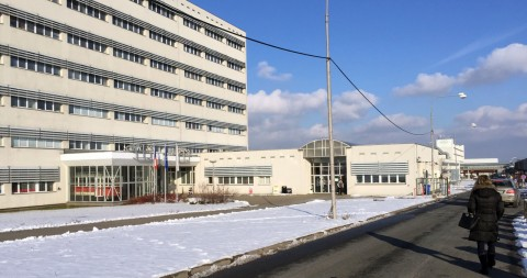 New offices for the new division of Aveo Avionics at Zlicin, Prague (next to Prague airport)