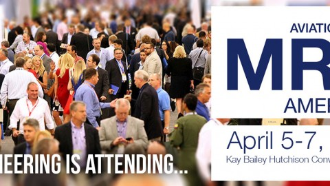 Aveo is attending MRO Americas, April 5-7, 2016