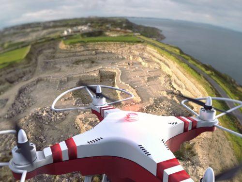MicroMax - drone anticollision light