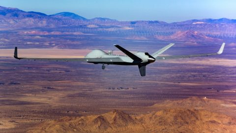 General Atomics Completes First Flight of 'Certifiable' Predator B