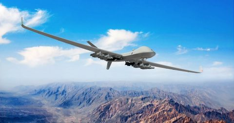 UK MoD Invests £100M in 'Protector' Remotely Piloted Air System