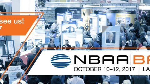 Come and see us at NBAA BACE – Booth N817