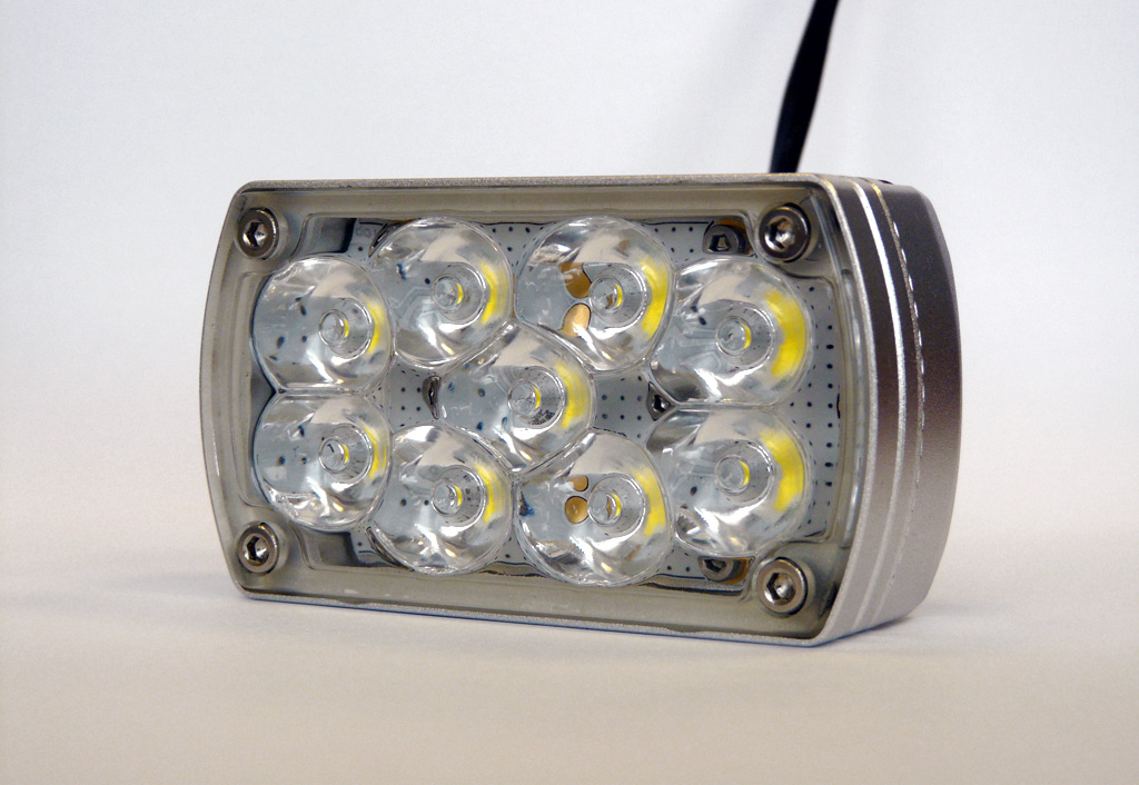 Nubion - taxi or landing light