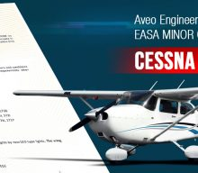 Aveo Engineering Group achieves EASA MINOR CHANGE APPROVAL for CESSNA 150 and 172 Series