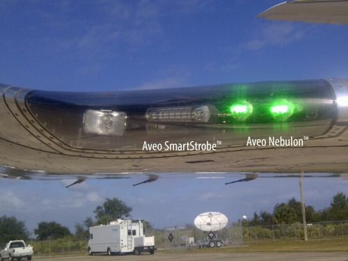 AVEO Gulfstream Lighting Upgrade