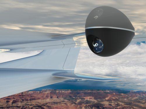 Pacifica I mini - plane