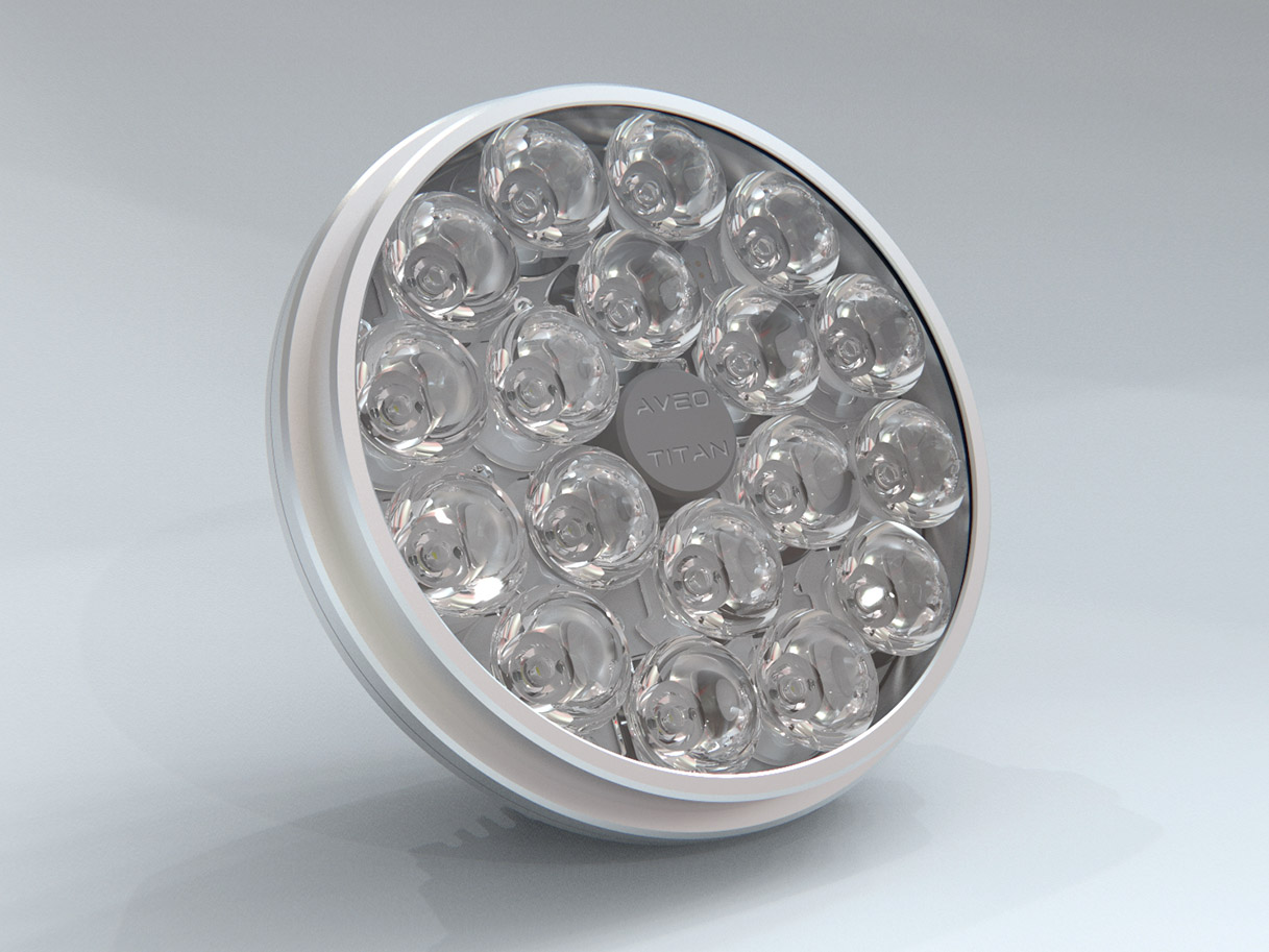 Titan - PAR46 - Landing or Taxi Light