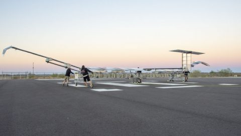 Airbus Defence and Space has successfully completed a new test flight campaign for its Zephyr High Altitude Platform Station (HAPS) in Arizona, U.S.A.